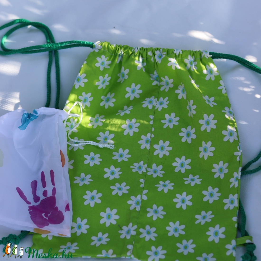 Focilabdás tornazsák, hátizsák ajándék szütyővel - ovi- és sulikezdés - tornazsák, gymbag - Meska.hu
