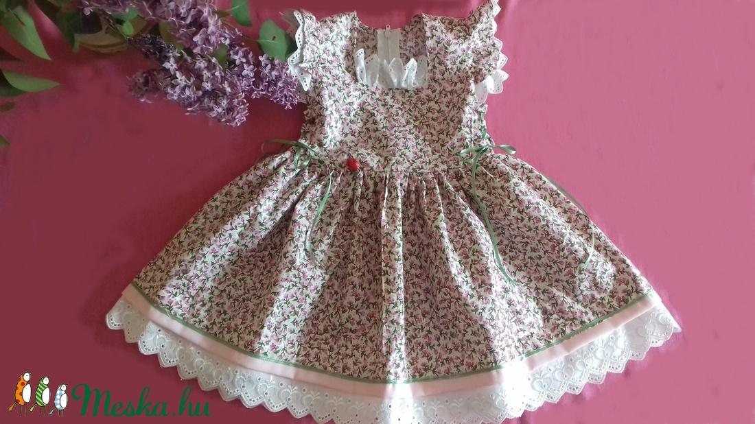 Lányka ruha (peteryeva) - Meska.hu 33c1b79a93