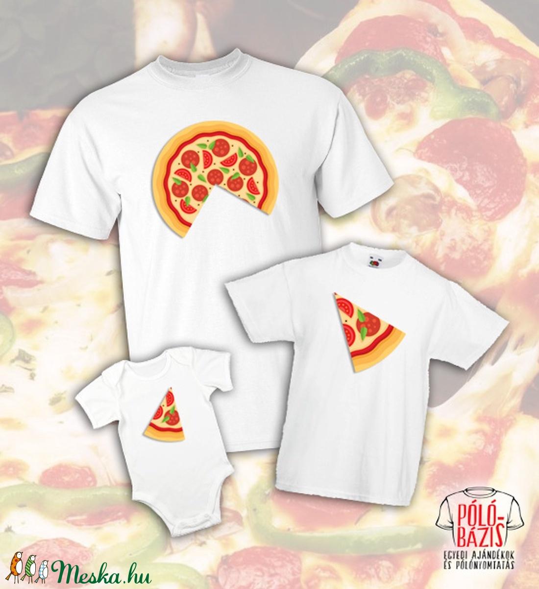 Pizza-party - Családi vagy páros szett (PoloBazis) - Meska.hu c3e6f983ed
