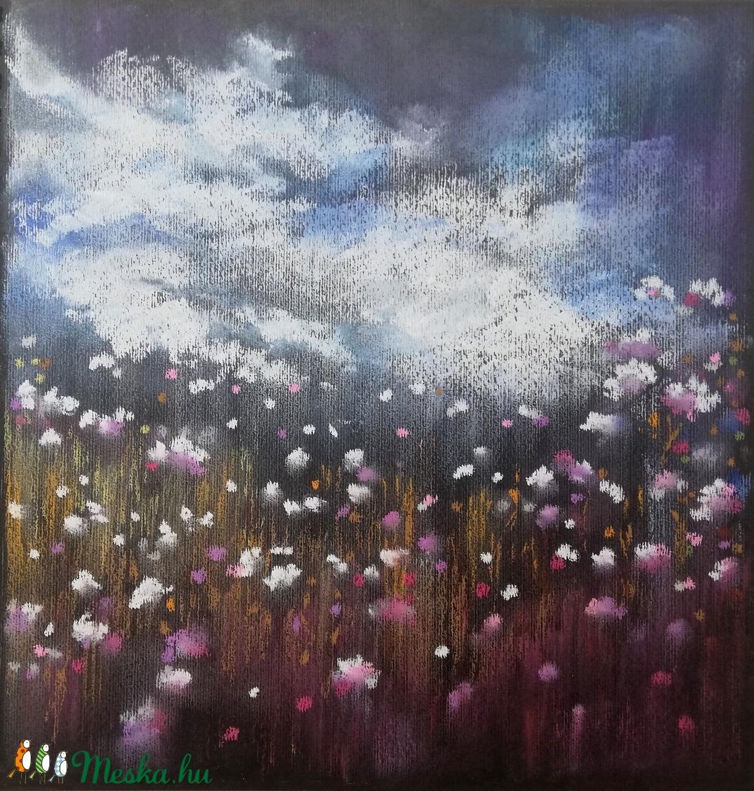 Gondolj rám - virág... (PostaAliz) - Meska.hu