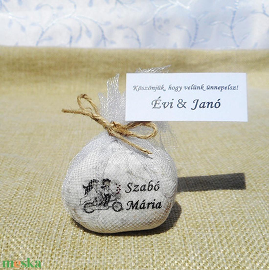 Köszönetkavics- köszönőajándék és ültetőkártya egyben 'Cicás' - esküvő - emlék & ajándék - köszönőajándék - Meska.hu