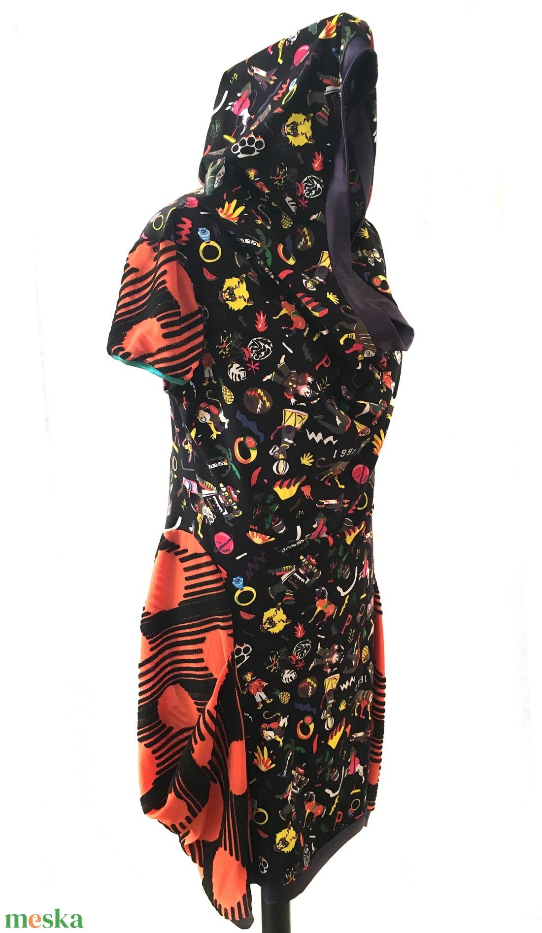 'Psychedelic' ruha - ruha & divat - női ruha - ruha - Meska.hu