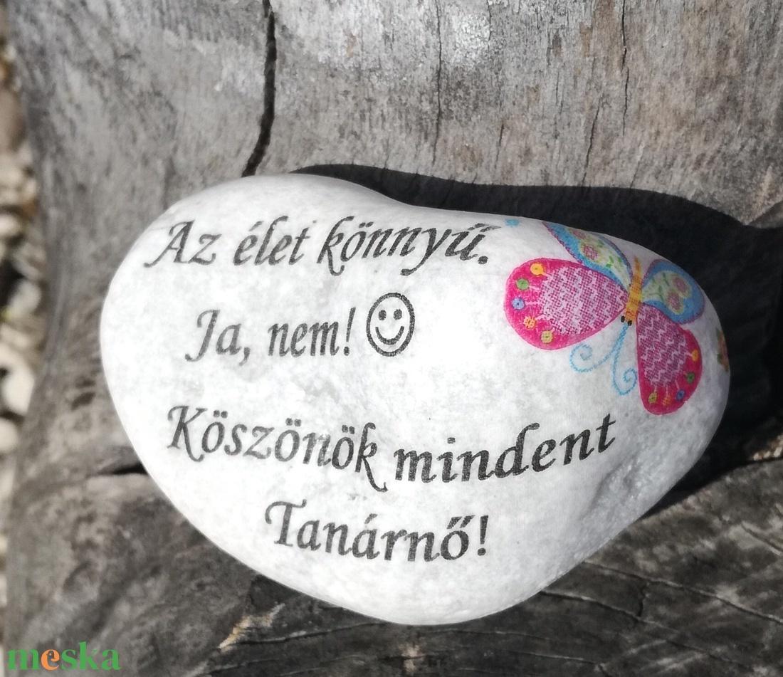 Köszönet a Tanároknak.  :-) - Meska.hu