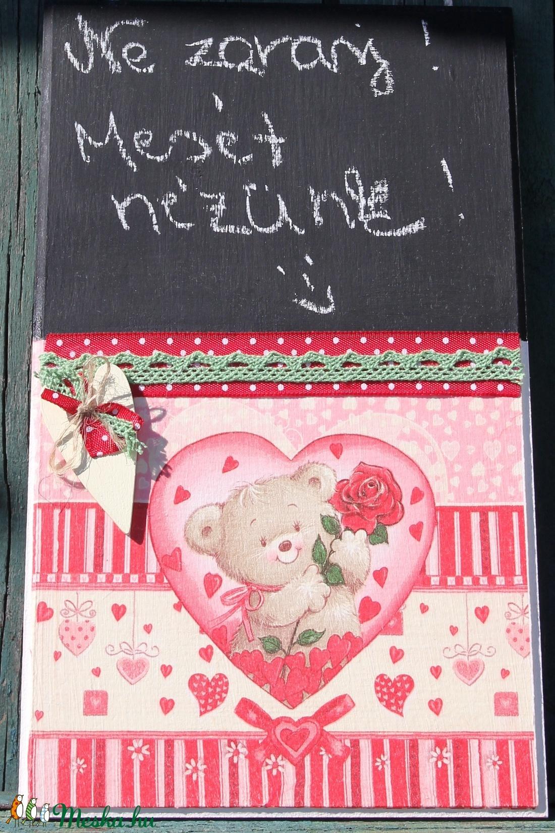 Ajtódísz kislányszobákra   :-)  - otthon & lakás - dekoráció - betű & név - Meska.hu