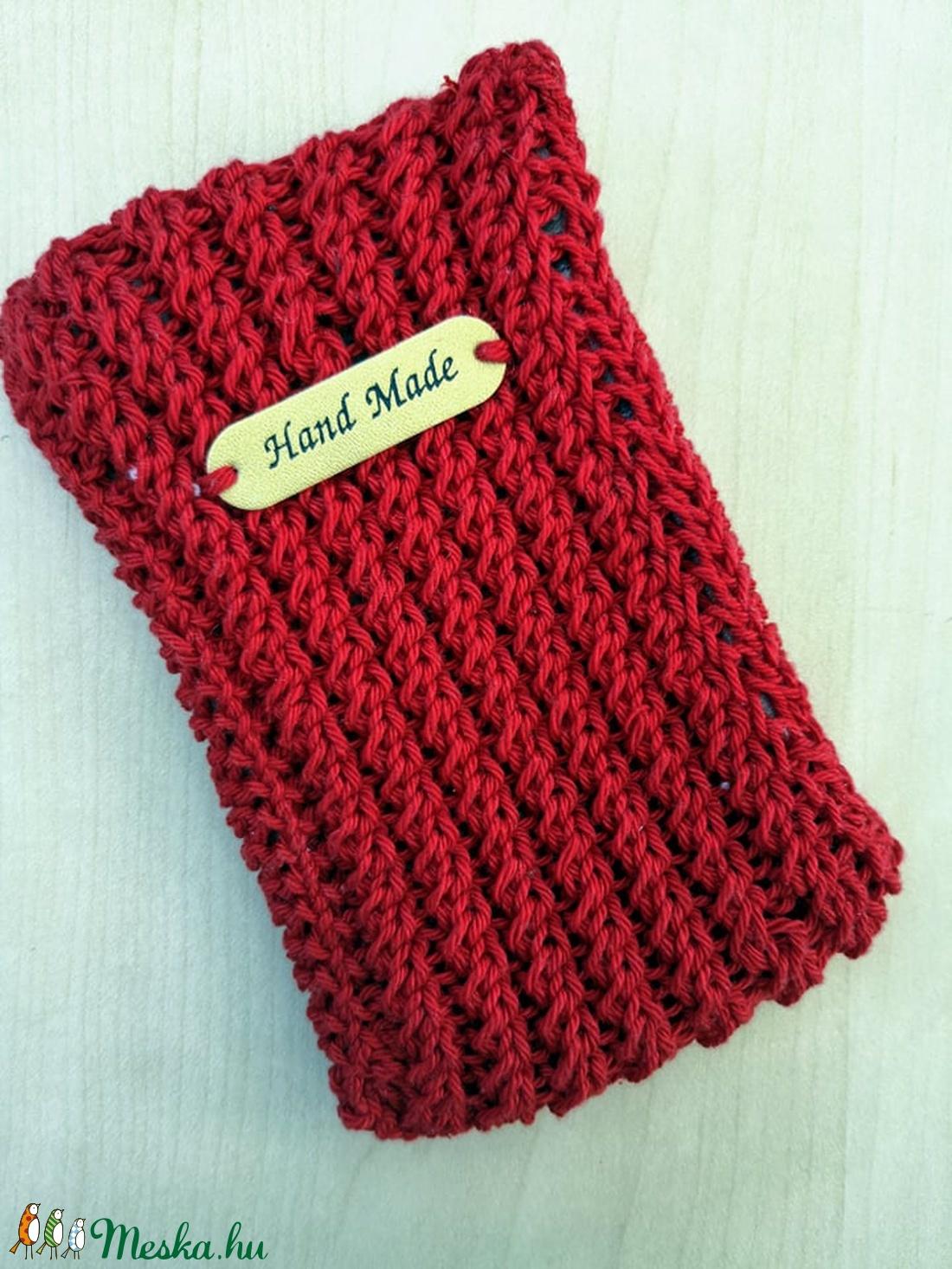 Piroska szemüveg- vagy telefontok - Meska.hu