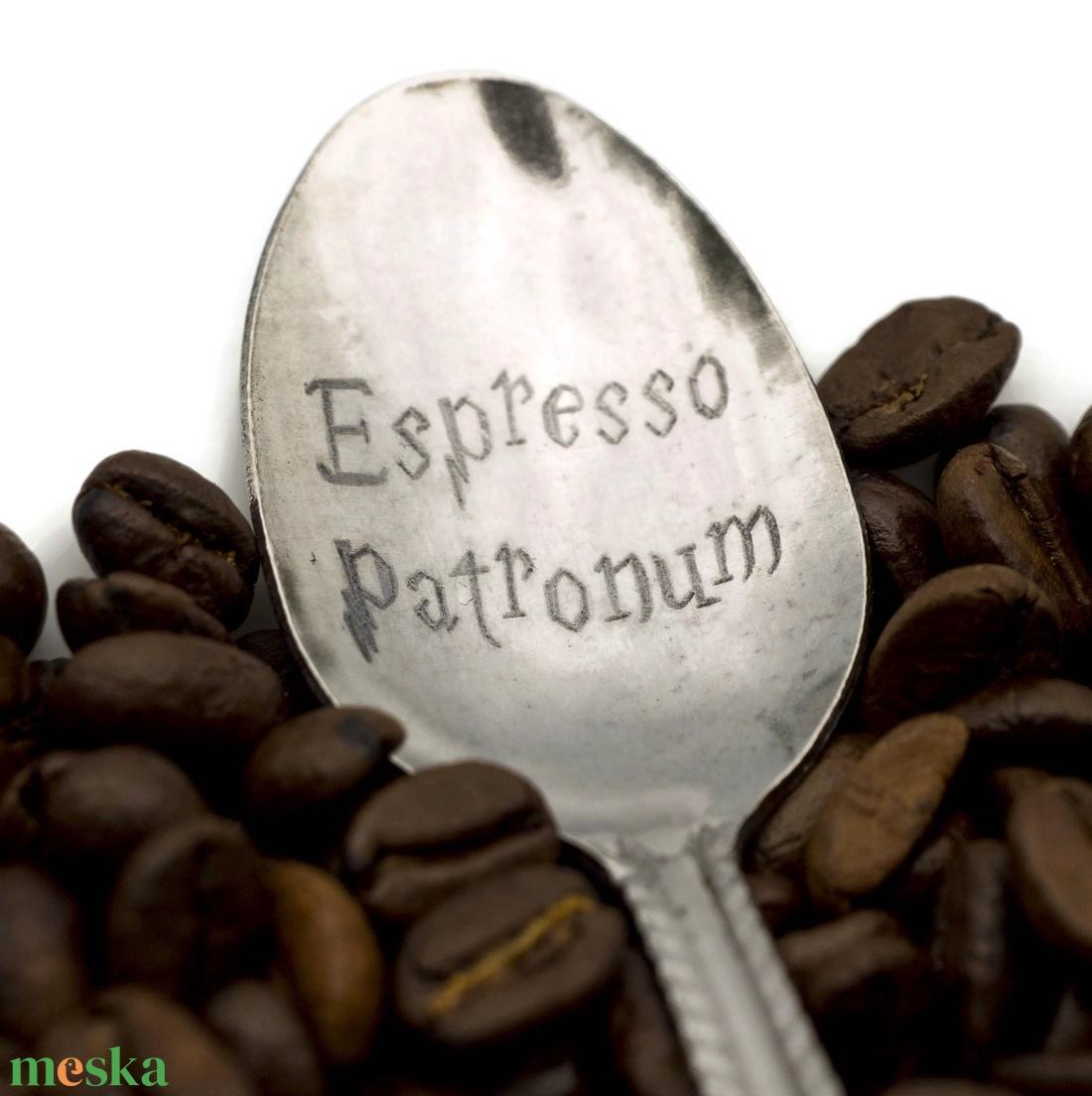Espresso Patronum kiskanál (Revans) - Meska.hu
