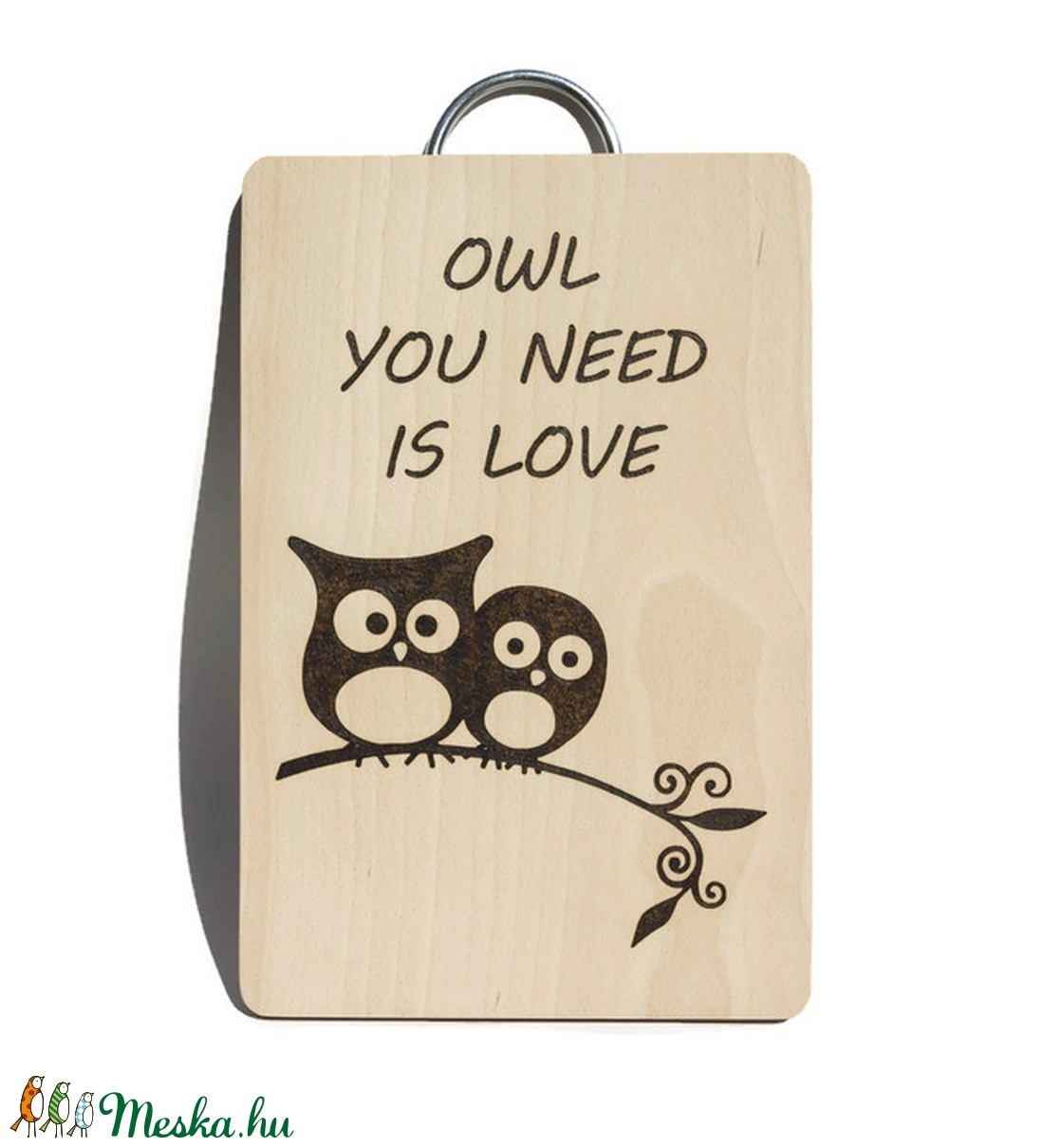 Owl you need is love (Revans) - Meska.hu