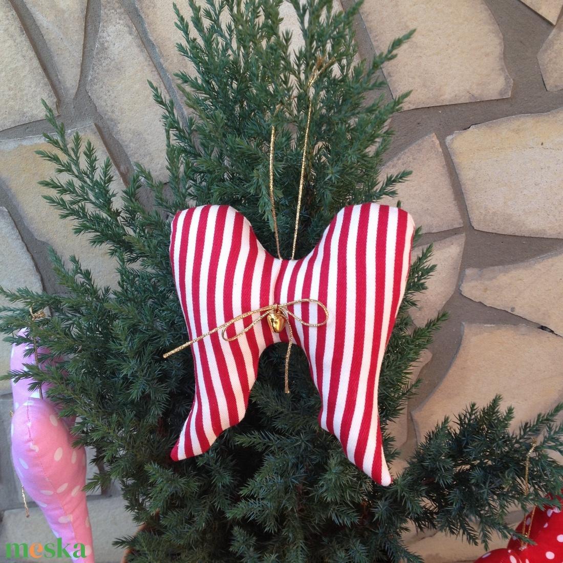 Karácsony júliusban- Angyal szárnyak - karácsonyi dekoráció /3 db egyben 2800,-Ft - karácsony - karácsonyi lakásdekoráció - karácsonyfadíszek - Meska.hu