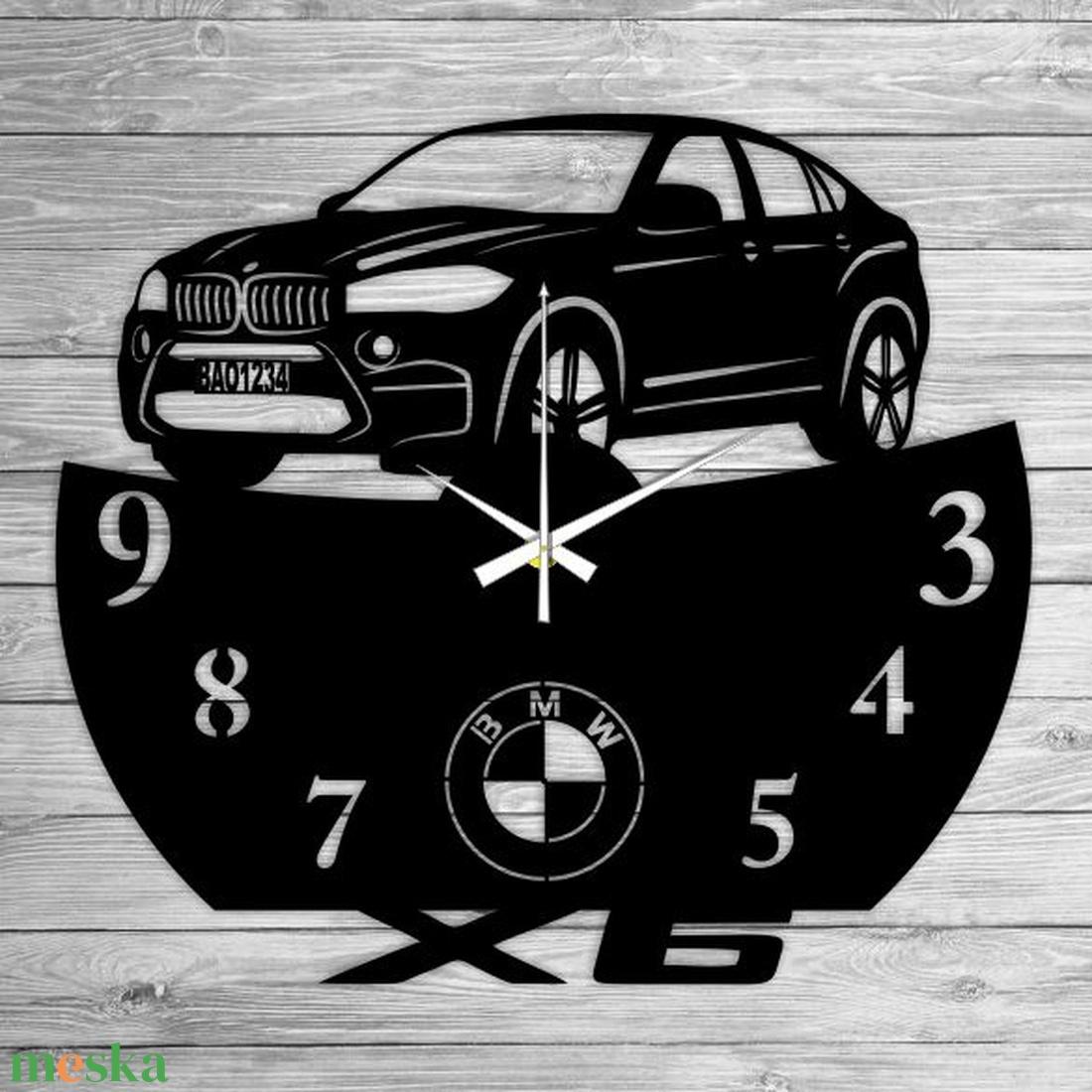 BMW X6 bakelit falióra (Scenic) - Meska.hu