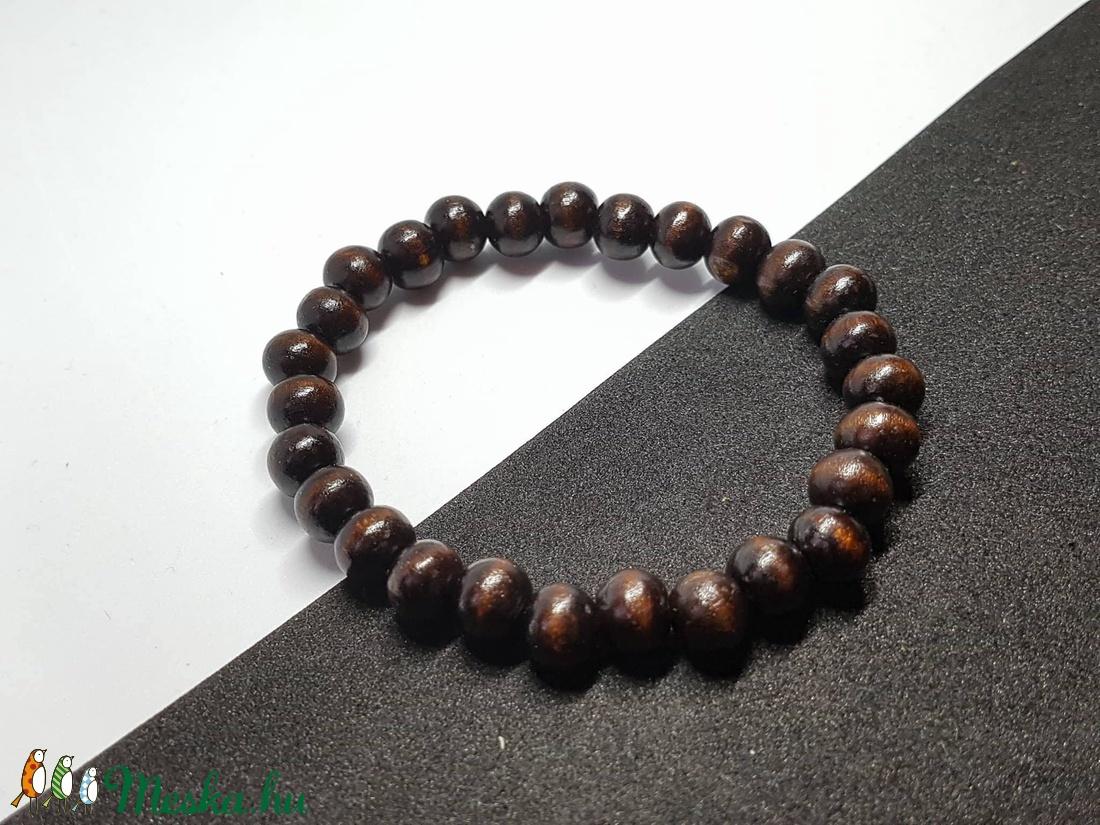 Karkötő fa gyöngyökből (shopgirl24) - Meska.hu