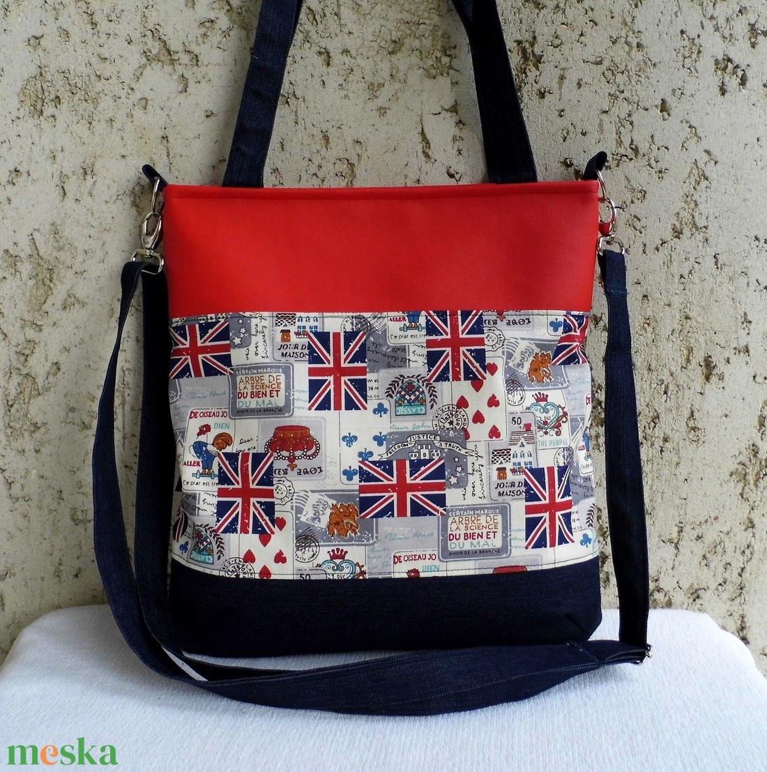 LONDON - pakolós női táska (smagdi) - Meska.hu 146fb3f688