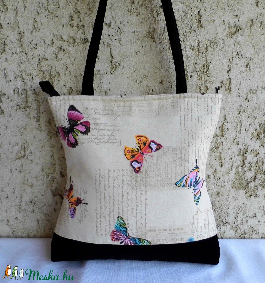 Lepkés női táska (smagdi) - Meska.hu ca474ca2d4