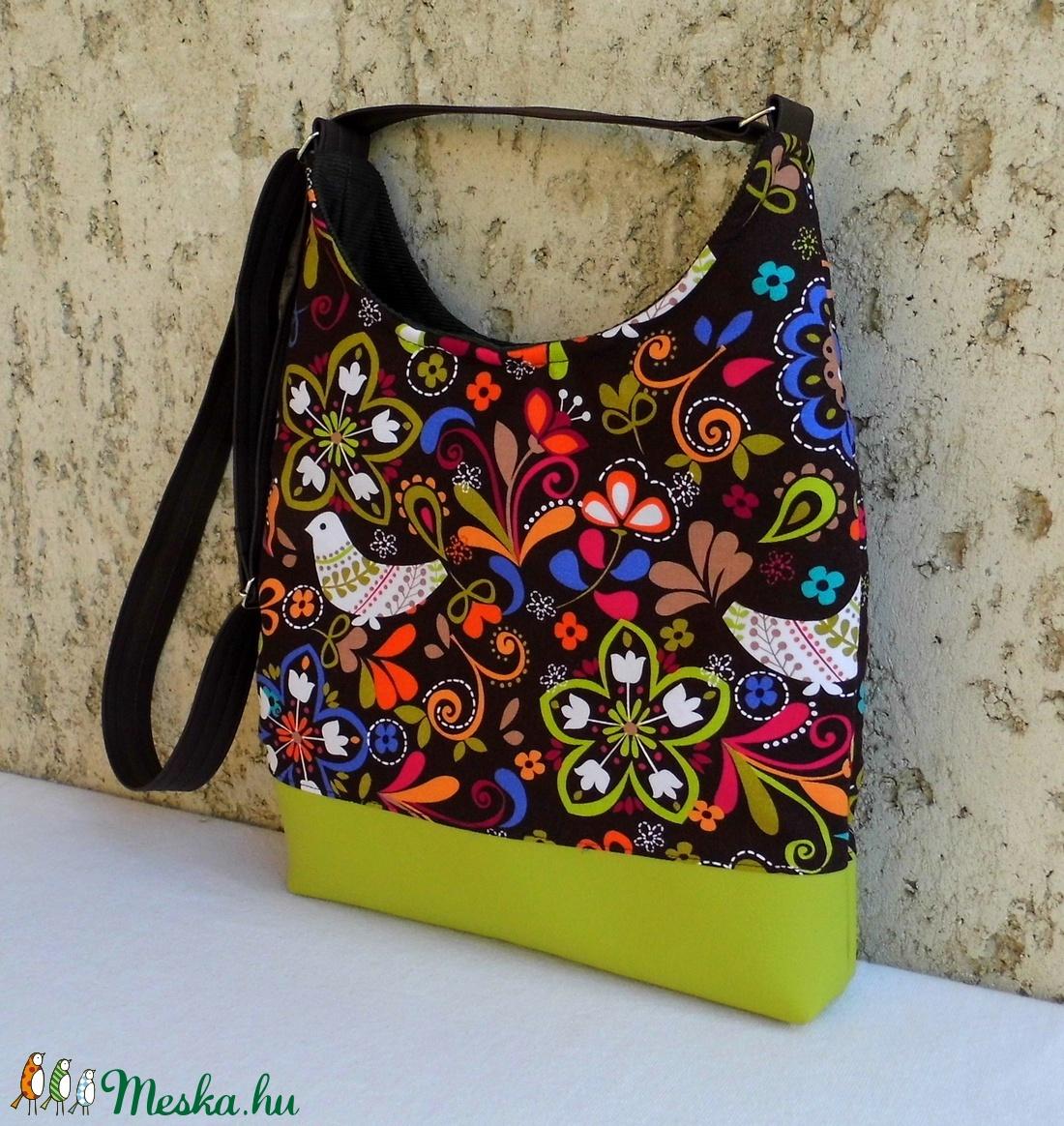 Népmesés női táska (smagdi) - Meska.hu 3048571be2