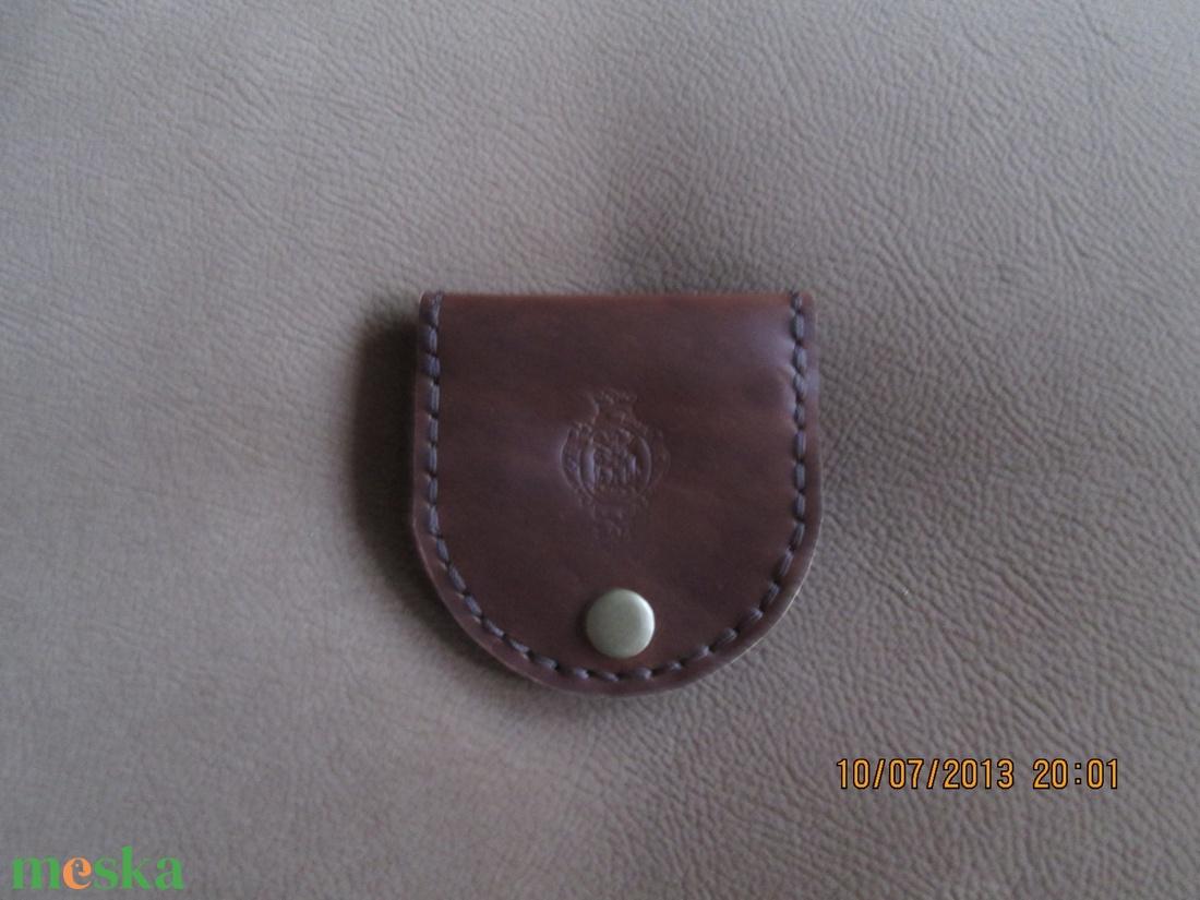 Kicsi ,,Nosztalgia,, pénztárca,tükörtartó,vagy púderdoboz tartó - táska & tok - pénztárca & más tok - aprópénztartó - Meska.hu