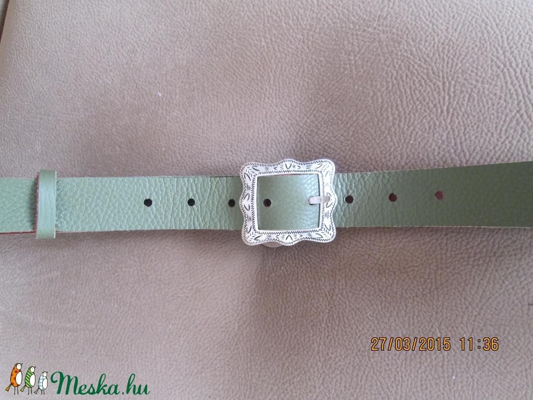 Mindkét oldalán használható női öv-2 az1-ben - ruha & divat - öv & övcsat - öv - Meska.hu