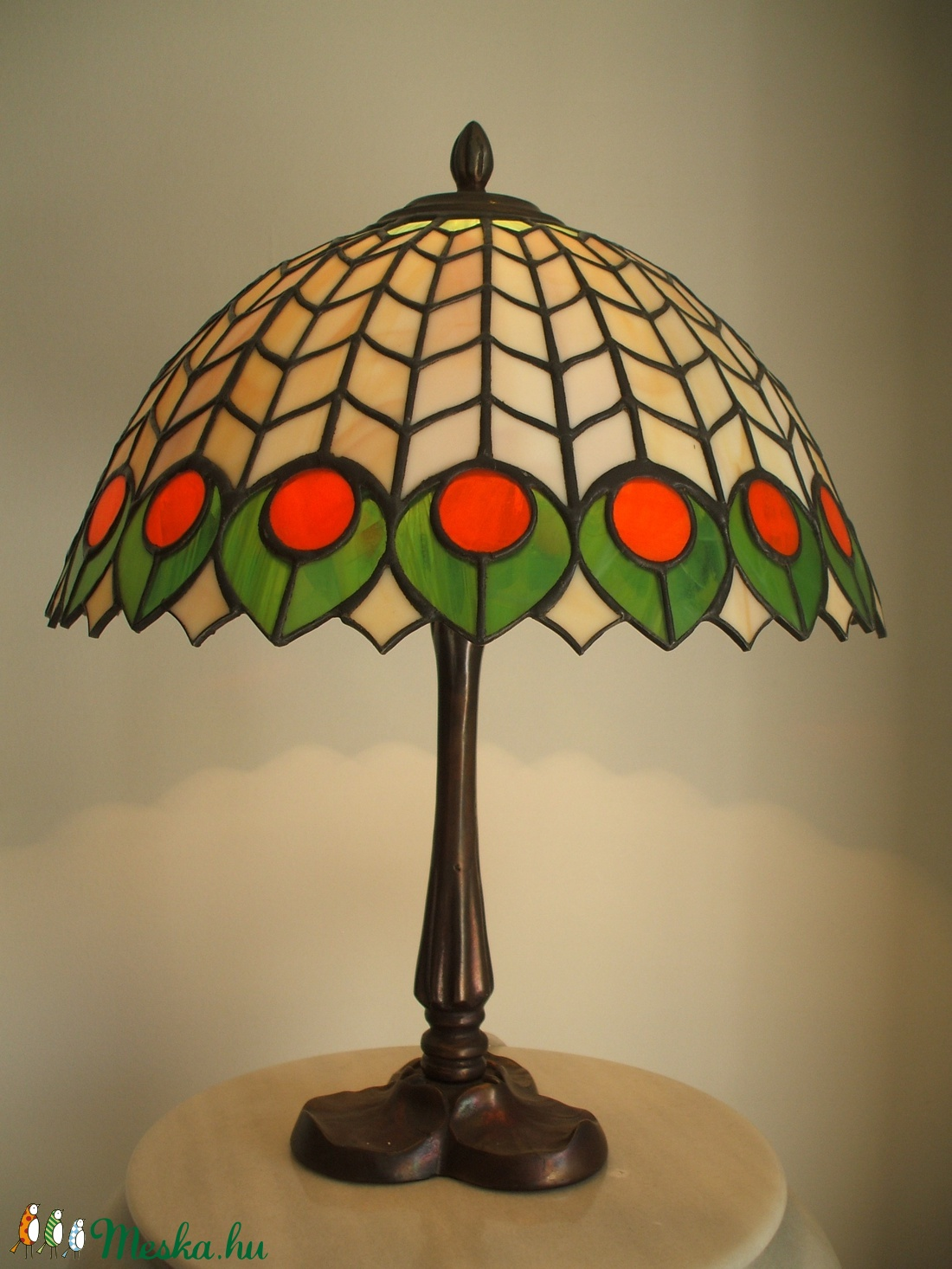 Tiffany lámpa (szulacsaba) - Meska.hu