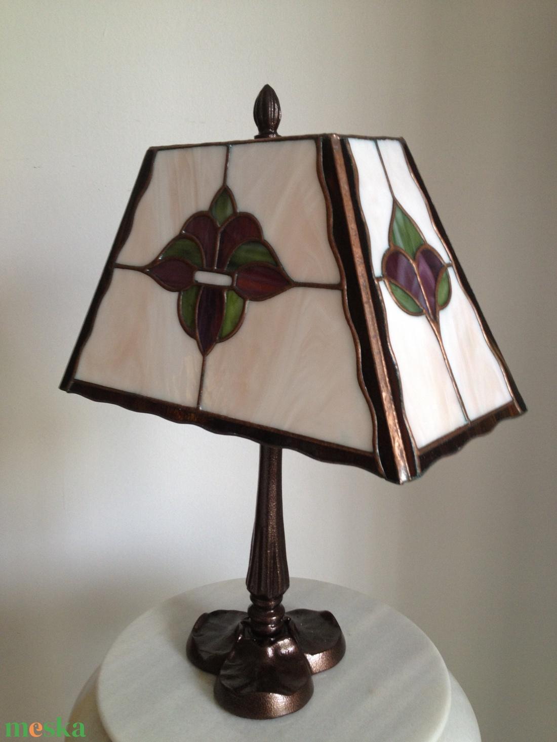 Tiffany lámpa - otthon & lakás - lámpa - asztali lámpa - Meska.hu