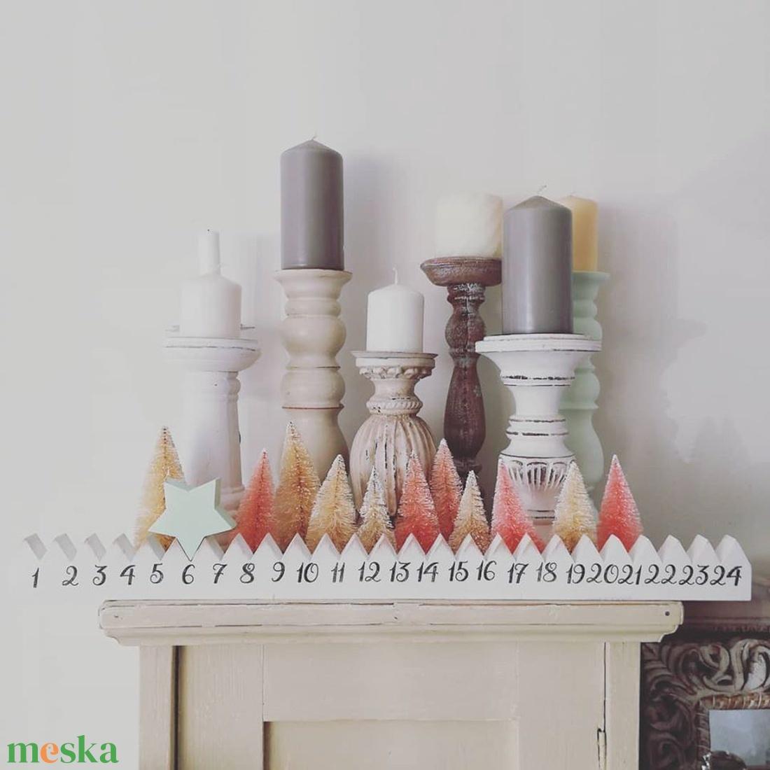 Adventi naptár (Szuszka) - Meska.hu