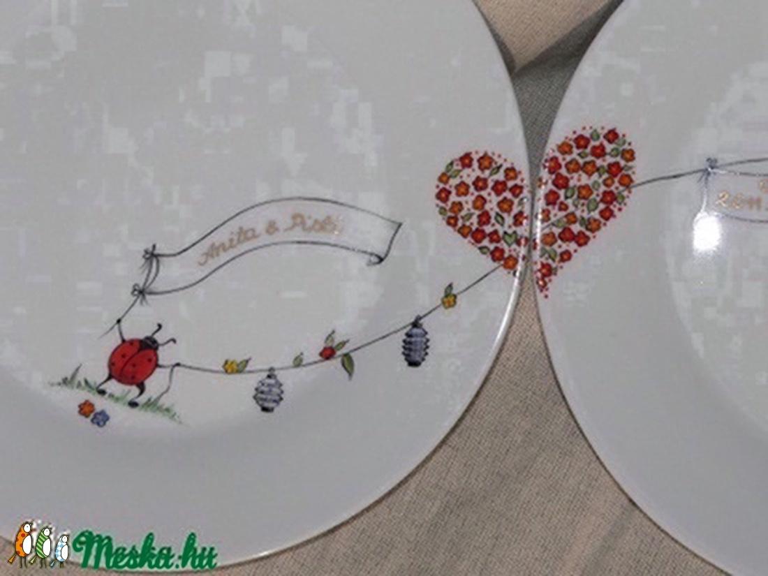 Gombás meglepetés készlet  - otthon & lakás - konyhafelszerelés - tányér & étkészlet - Meska.hu