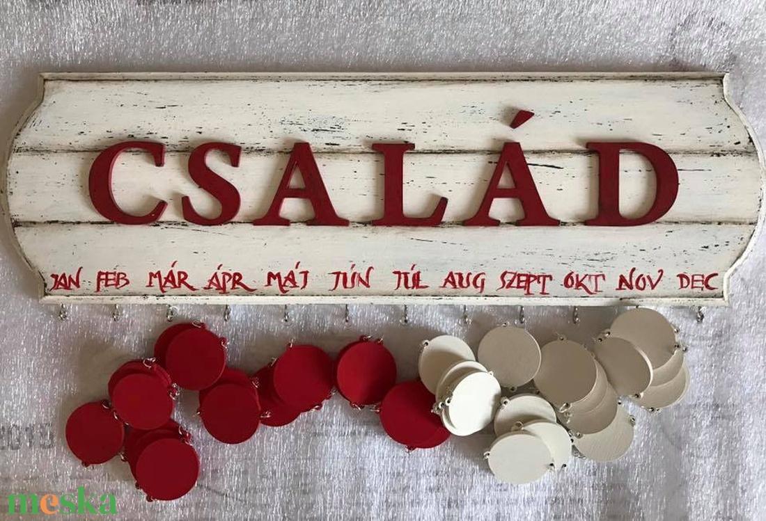Vintage-születésnapos tábla (Tibandi) - Meska.hu