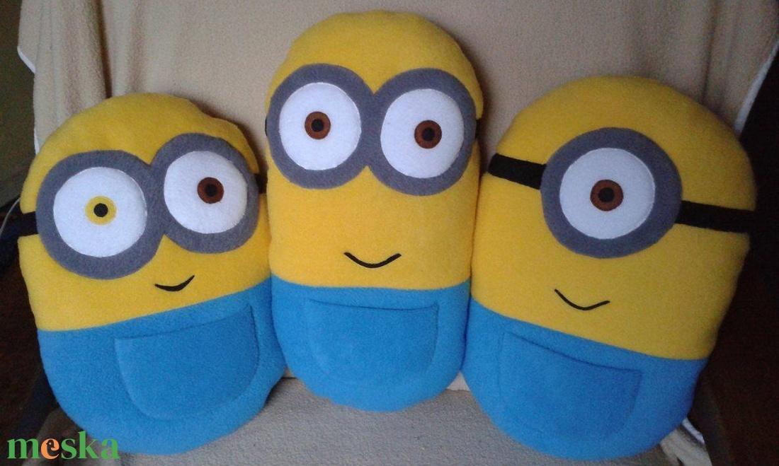 Minions - Bob,Kevin,Stuart - játék & gyerek - plüssállat & játékfigura - más figura - Meska.hu
