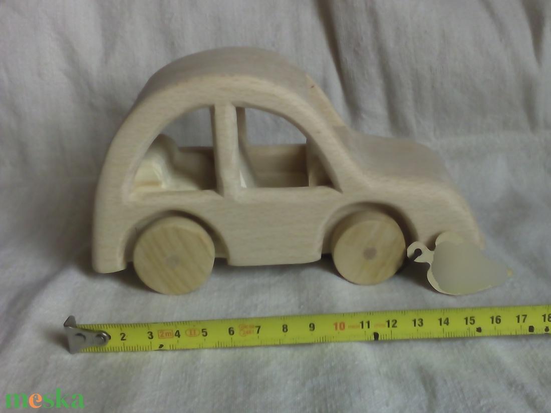 Dudu autó (Tothfaforgacs) - Meska.hu