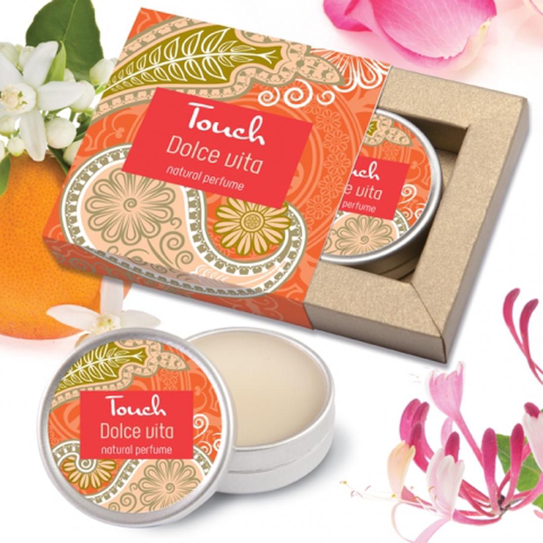 DOLCE VITA natúr parfüm (touchparfum) - Meska.hu
