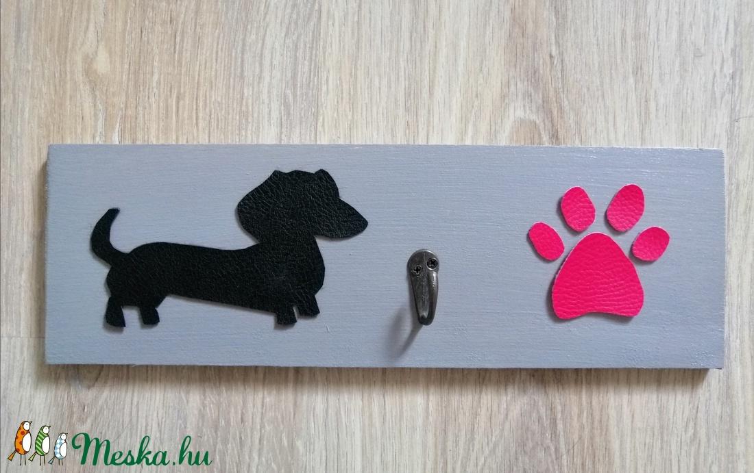 Póráz tartó fogas  - otthon & lakás - kisállatoknak - kutyáknak - Meska.hu