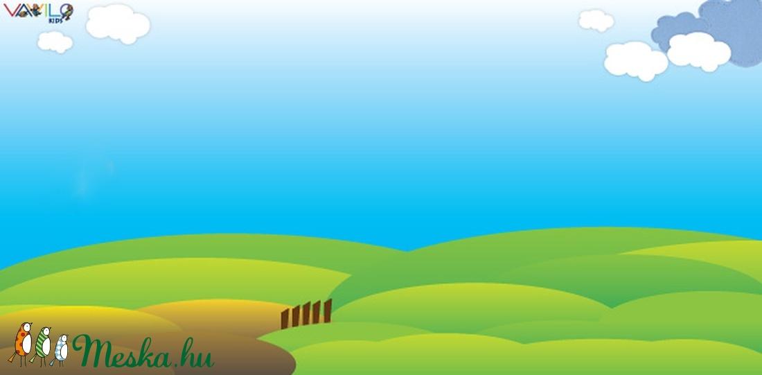 Farm fémtábla (Vavilokids) - Meska.hu