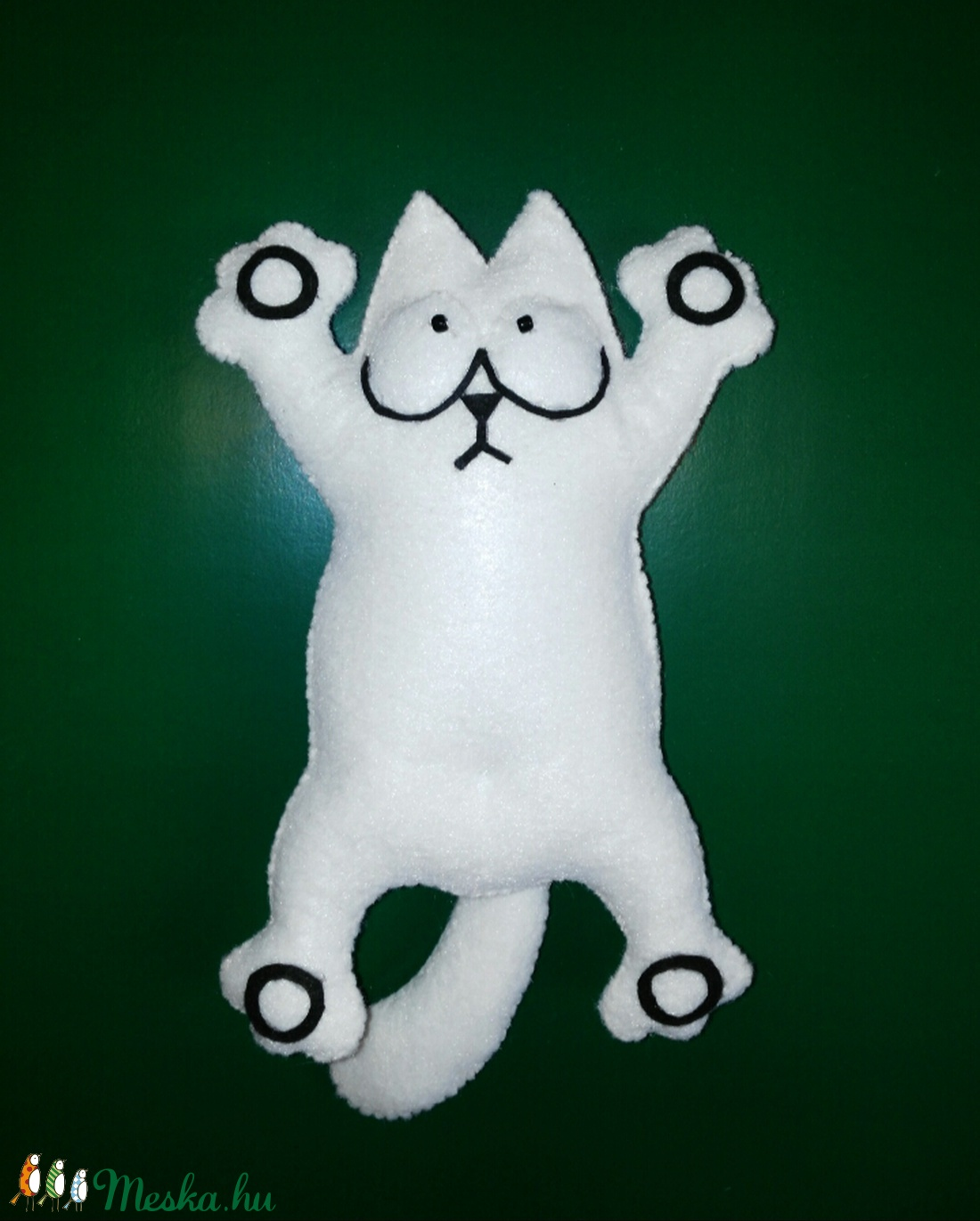 simons cat naptár A népszerű Simon's cat macska (Victoriaqueen92)   Meska.hu simons cat naptár
