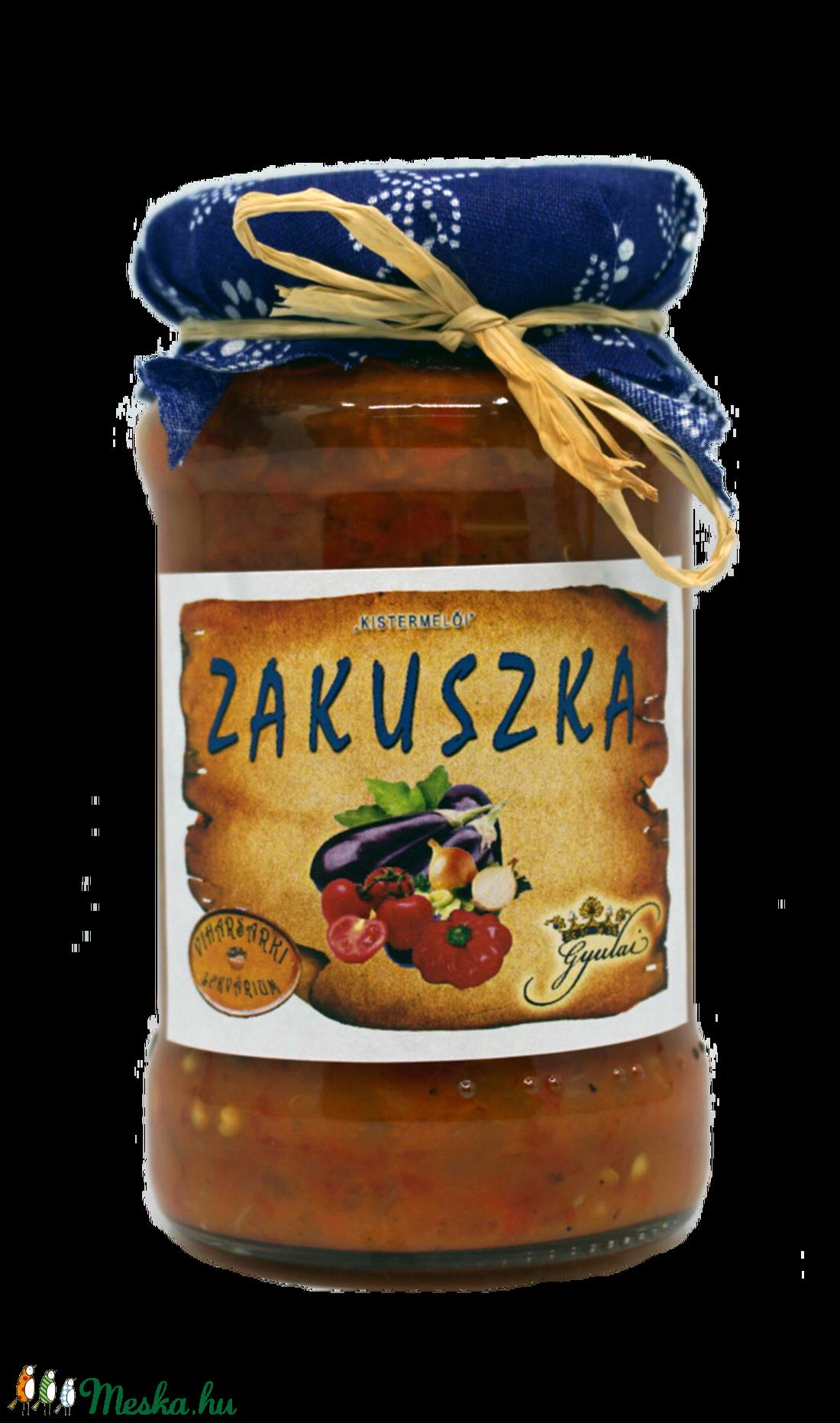 Zakuszka - Meska.hu