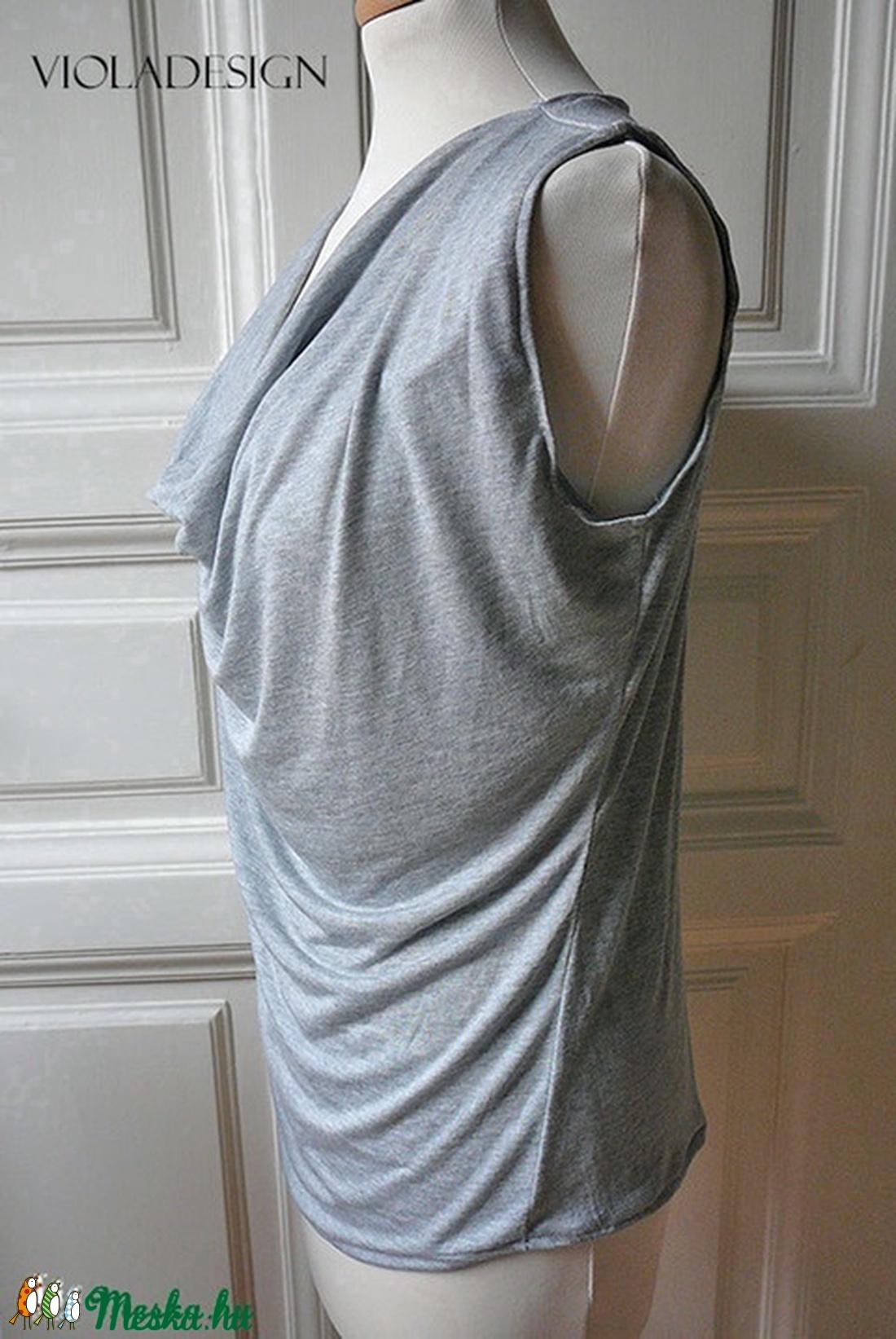 Ezüst varázs - női felső - ruha & divat - női ruha - póló, felső - Meska.hu