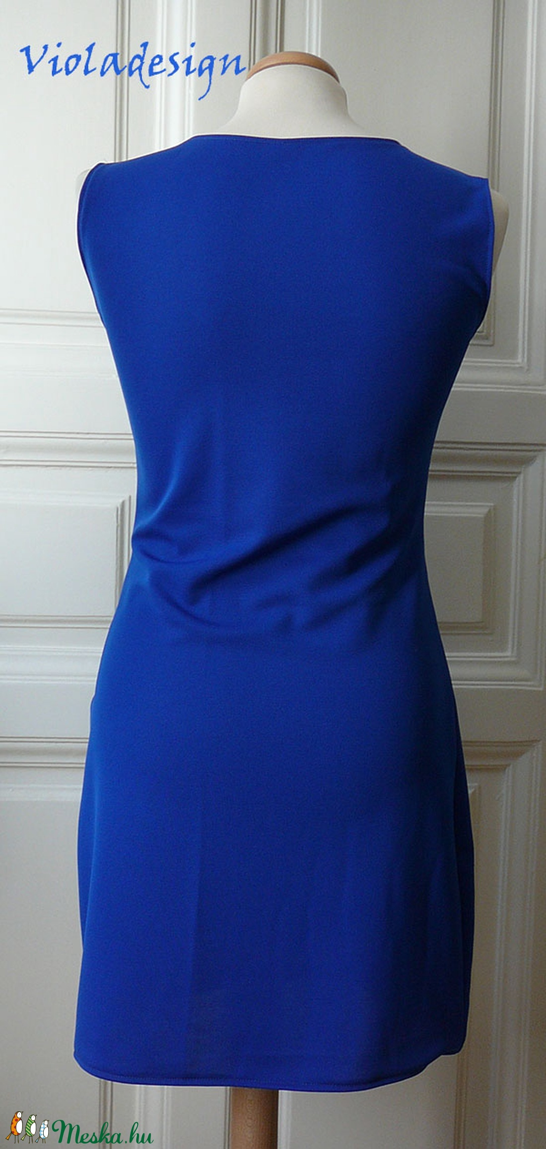 Blue Dream - női egész ruha - ruha & divat - női ruha - ruha - Meska.hu