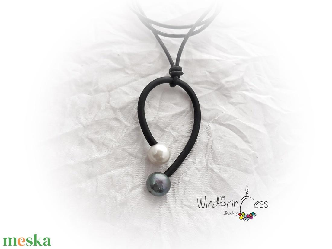 Minimál design 1. - ékszer - nyaklánc - medálos nyaklánc - Meska.hu