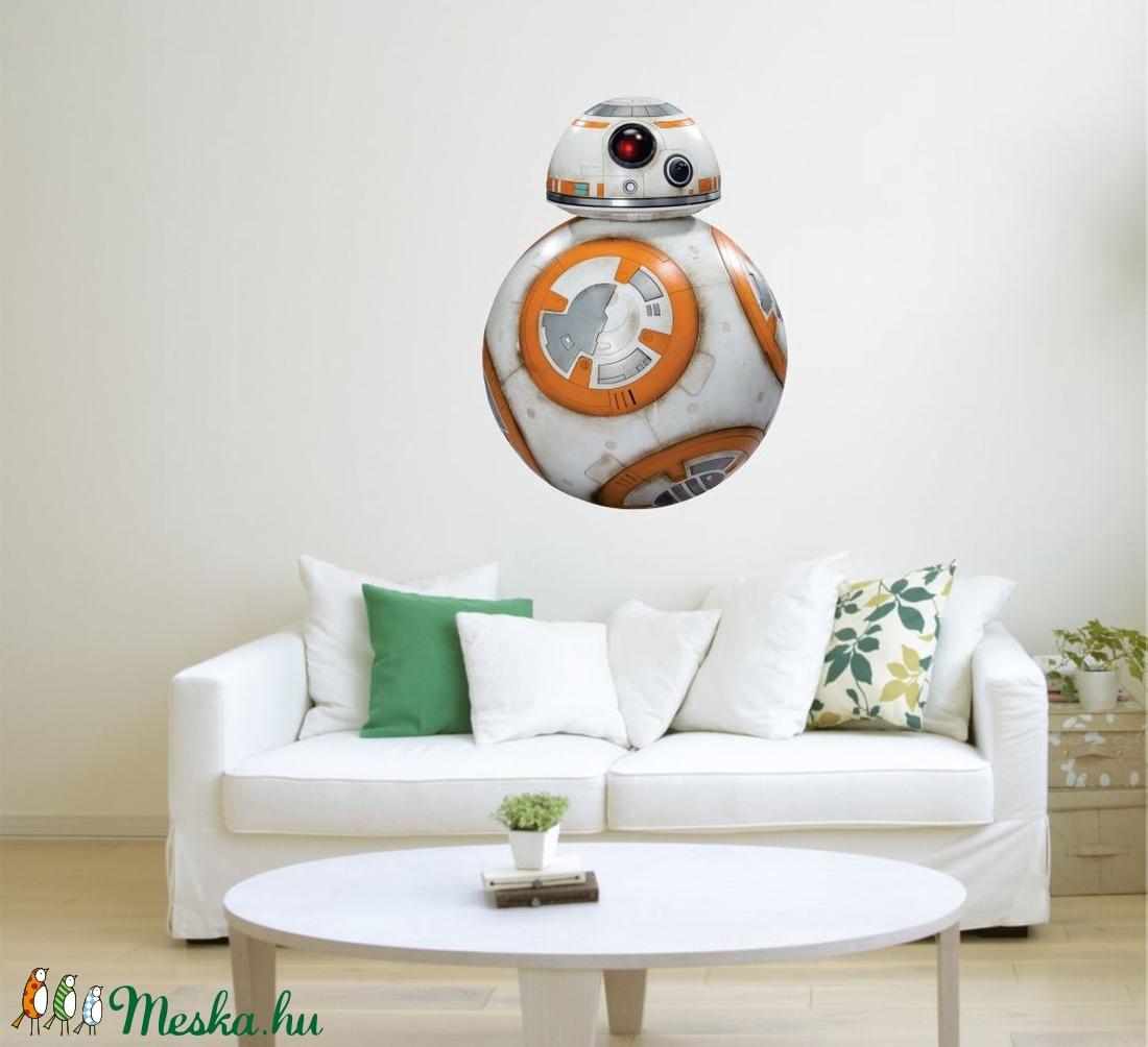 Star Wars BB8 mintás falmatrica (Yuriee) - Meska.hu