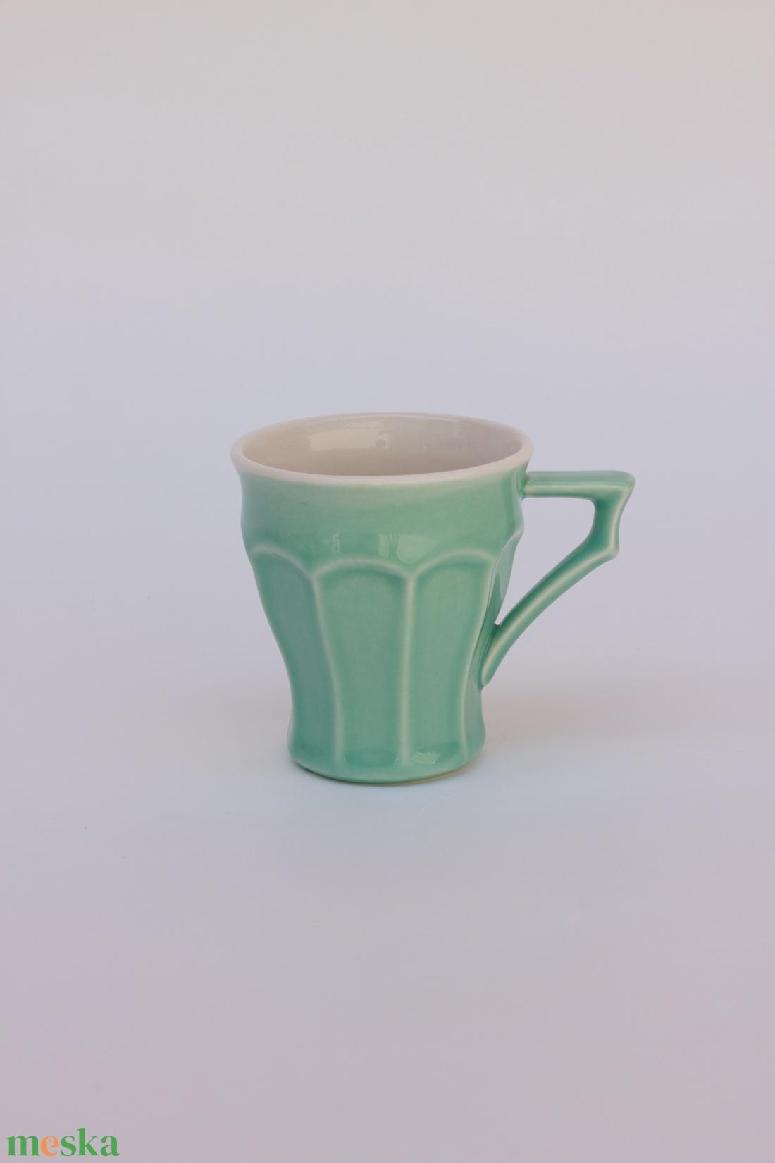 yutta 1,5 dl-es füles félporcelán kávés csésze (yuttadesign) - Meska.hu