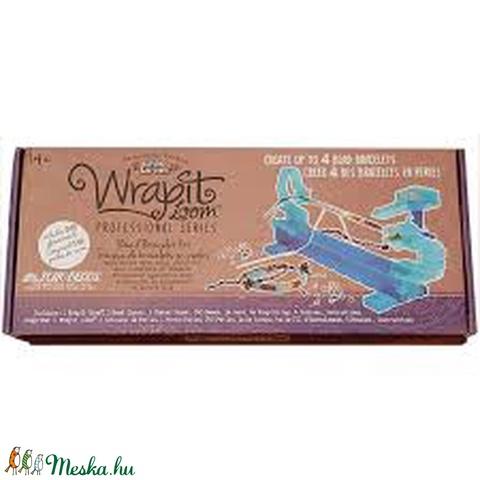 Wrapit WRAPIT BRACELET LOOM (agorakreativ) - Meska.hu