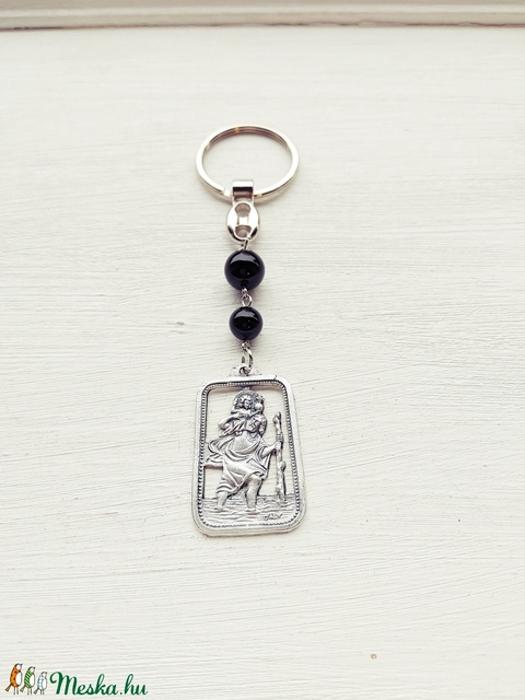 Szent Kristóf amulett - Utazók amulettje  (akucsmoni) - Meska.hu