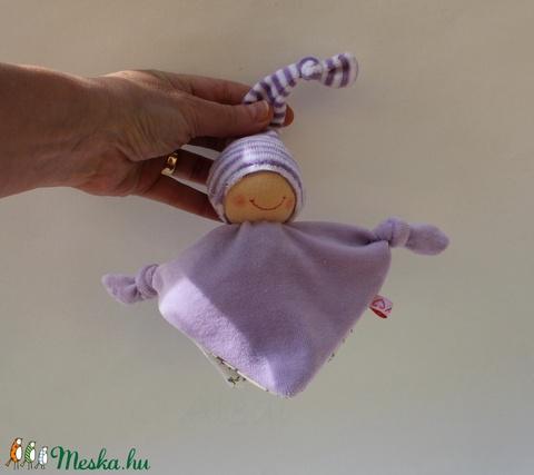 Kis rongyi baba- lila (Aledi) - Meska.hu