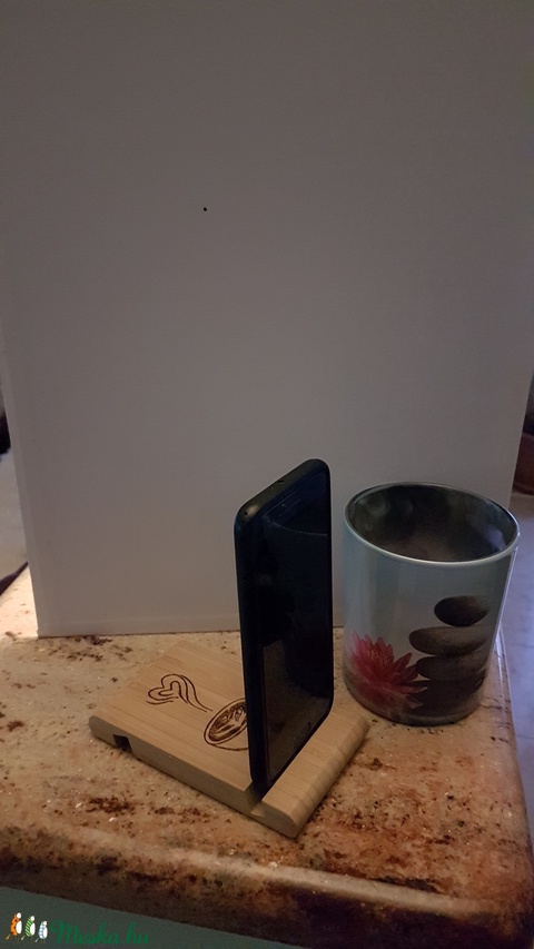 Asztali telefontartó, coffee (Andyjrainbow) - Meska.hu