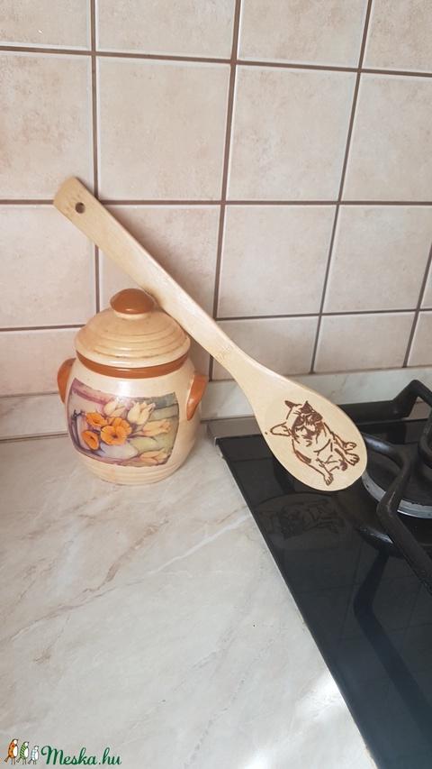 Fakanál, bambusz, bulldog (Andyjrainbow) - Meska.hu