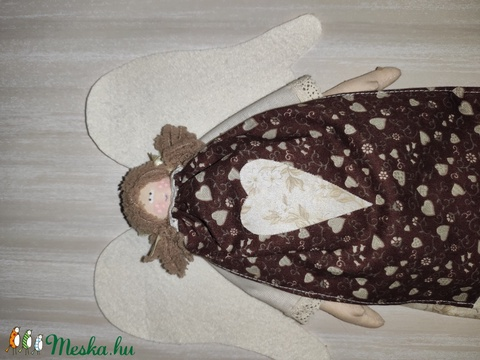Vintage textil angyal (AngyalTancMuhely) - Meska.hu