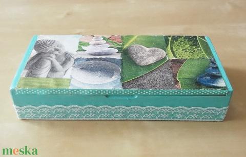 Buddha földjén - ajándékdoboz - Meska.hu