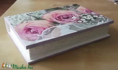 Rózsillat - ajándékdoboz - Meska.hu