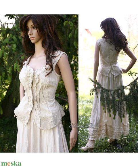 MILLENIUM - romantikus design-ruha - Meska.hu