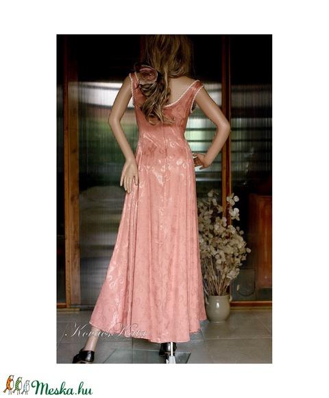 LADY CLARE - brokát  örömanya ruha - Meska.hu