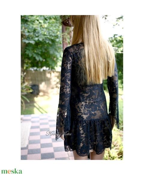 CSIPKERUHA - Lolita stílusú design-ruha (Aranybrokat) - Meska.hu
