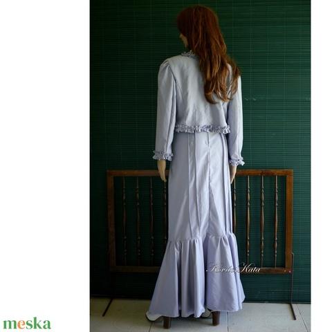 GIZA - artsy romantikus kosztüm, örömanya ruha (Aranybrokat) - Meska.hu