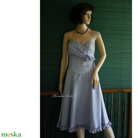 GIZA - romantikus design-ruha (Aranybrokat) - Meska.hu