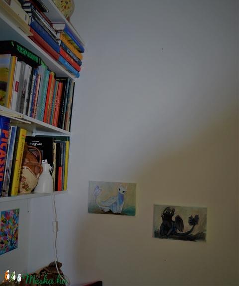 Fényfúria, gyermekszoba dekoráció, mérete: 30x20cm, ingyenes szállítással (Artbuda) - Meska.hu